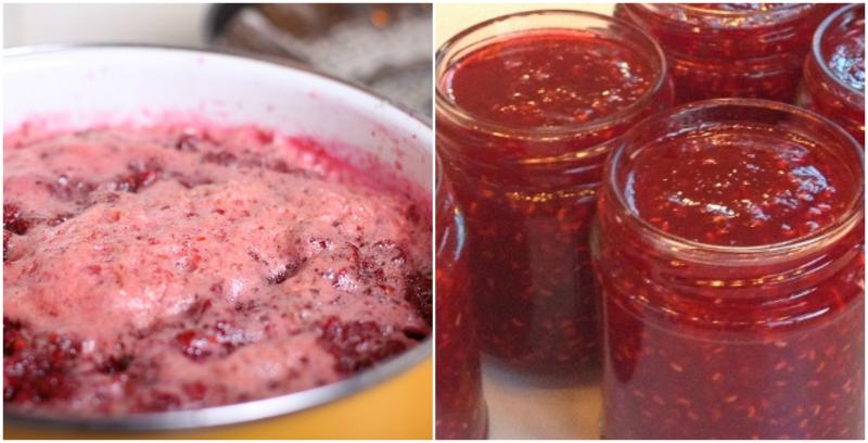 Варенье за 5 минут из любых ягод - все витамины на месте