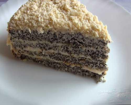 """Восхитительный и удивительно красивый торт """"Царица Эстер"""""""