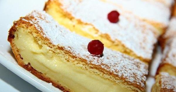 """Волшебное пирожное с необычным названием """"Умное"""""""