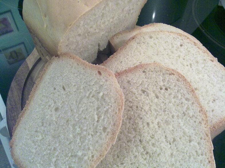 Хлеб на минералке - не только вкусно, но и полезно