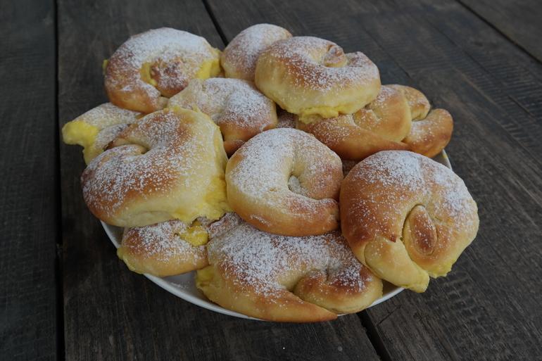Нежнейшие Испанские булочки