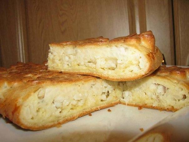 4 нереально вкусных и простых пирога из жидкого теста