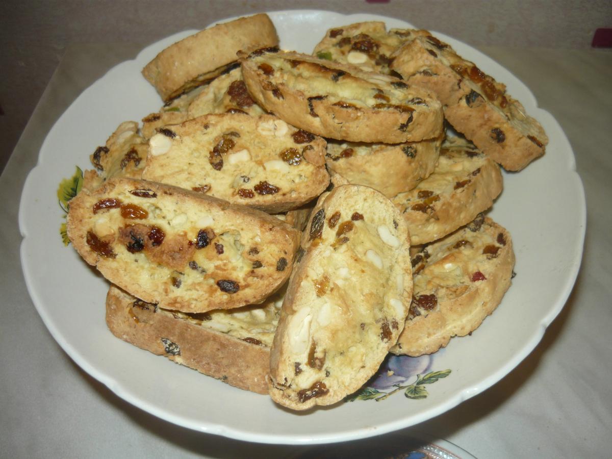 Хрустящее миндальное печенье из Италии - простой рецепт приготовления