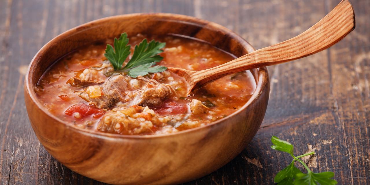 Пять вкуснейших рецептов Грузии