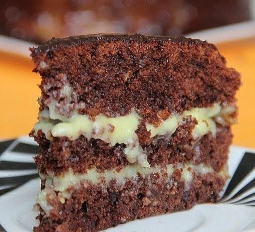 Восхитительный торт «Каро»