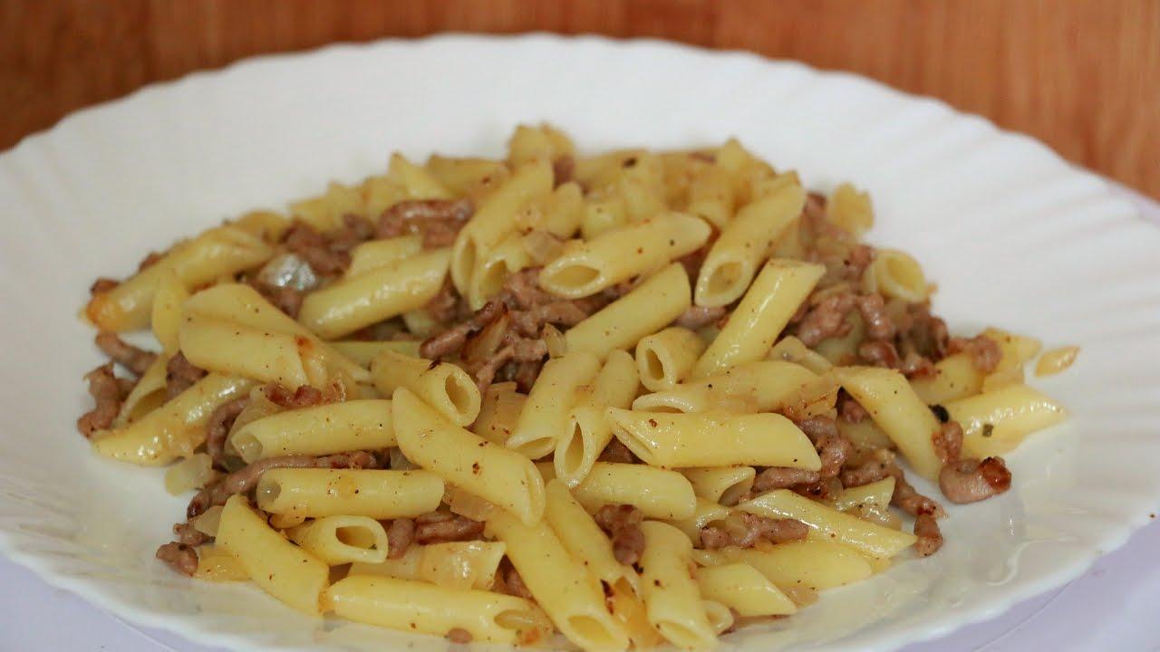 5 вкуснейших рецептов макарон