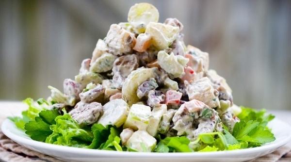 рецепты самых вкусных и доступных салатов