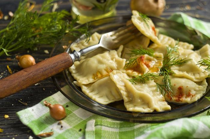 ТОП-4 блюда с зеленым горошком