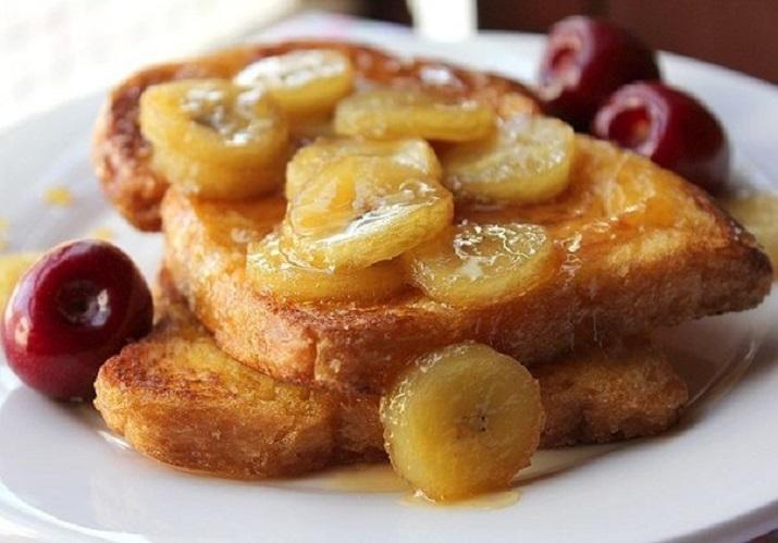 ТОП-5 самых вкусных закусок из черствого хлеба