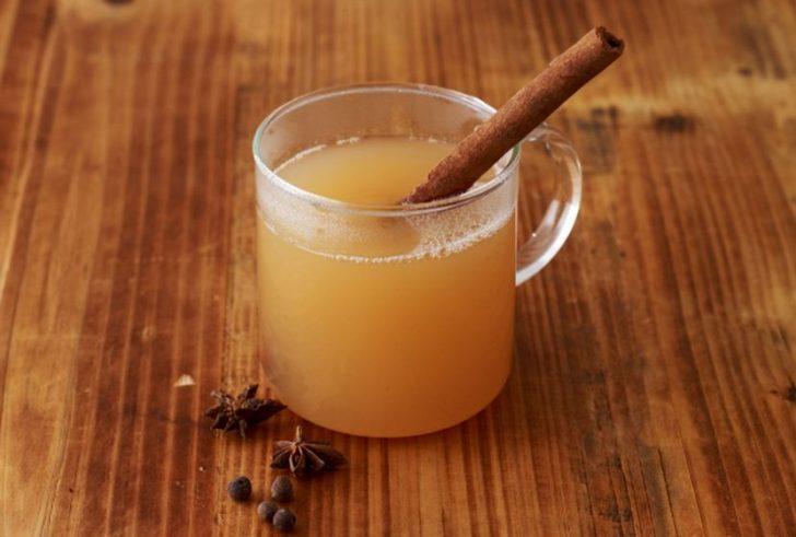 Жиросжигающий напиток с медом и корицей