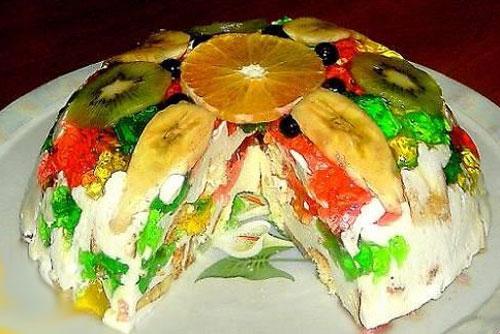 """Вкуснейший торт """"Битое стекло"""""""