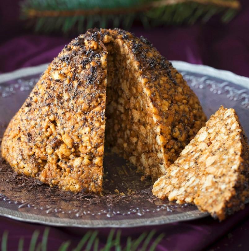 Торт муравейник в домашних условиях со сгущенкой и печеньем