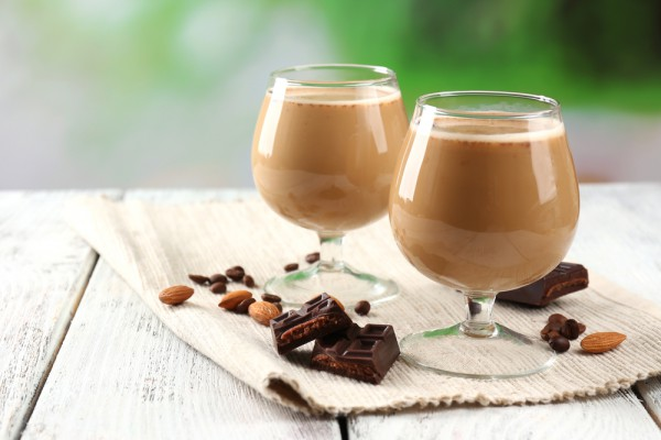 Головокружительный шоколадный ликер