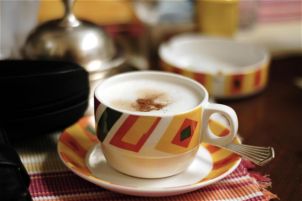 Ароматный кофе по-скандинавски