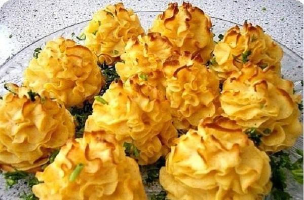 ТОП-5: оригинальные блюда из картофельного пюре