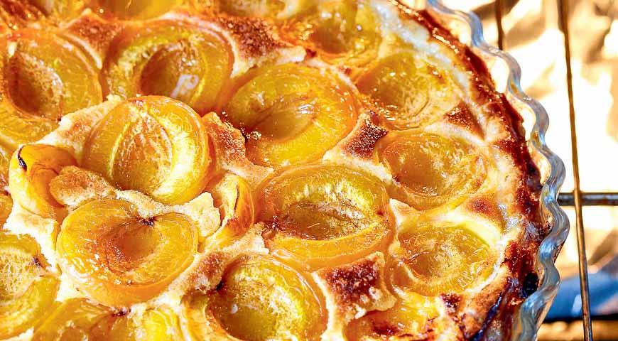 Обалденный абрикосовый клафути