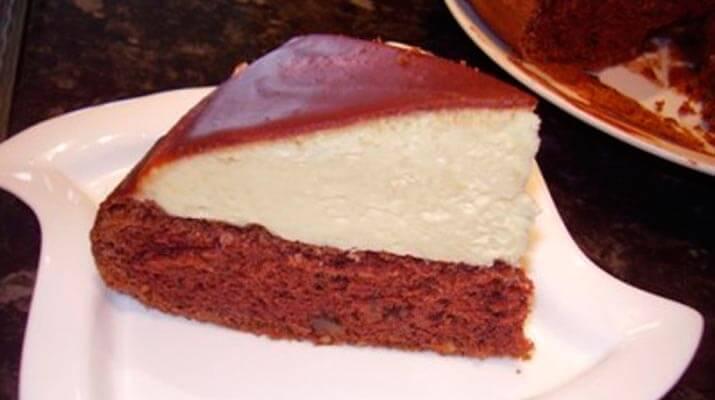 Великолепный торт «Эскимо»