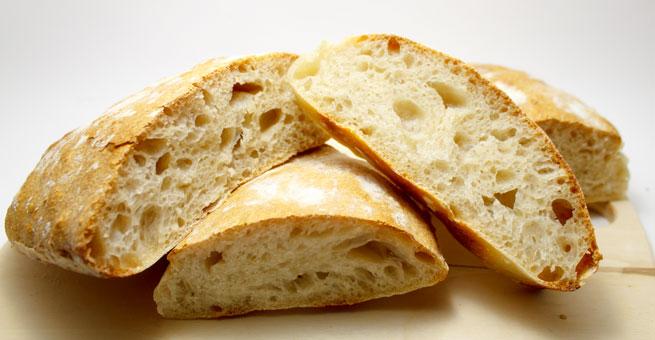 """Итальянский деревенский хлеб - """"Чиабатта"""""""