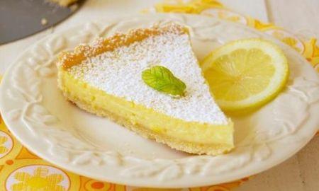 Обалденный лимонный пирог