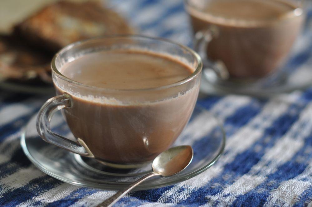 Ароматное домашнее какао