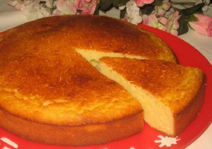 Десерт за 5 минут: манник без муки