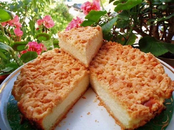 торт домашний рецепт с фото пошагово с творогом