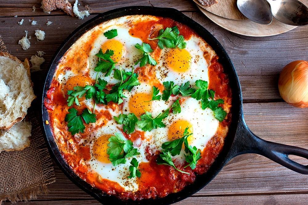 5 самых вкусных яичниц в мире
