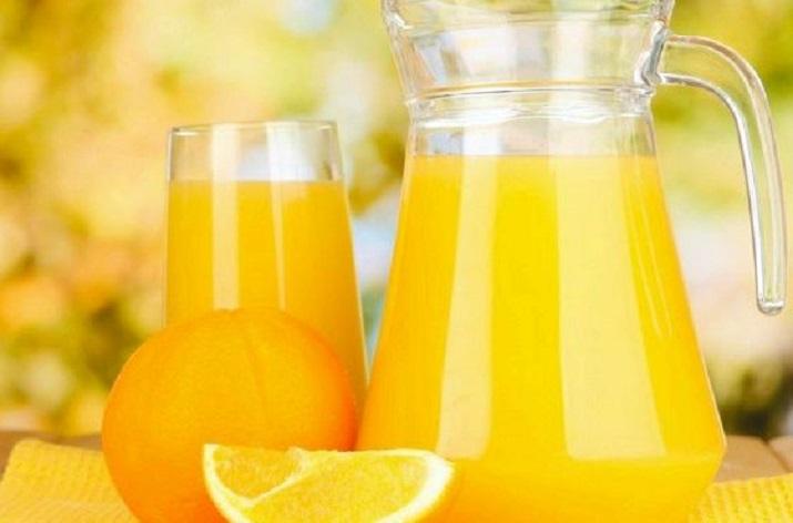 Освежающий апельсиновый напиток