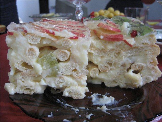 """Восхитительный торт """"Тропиканка"""""""