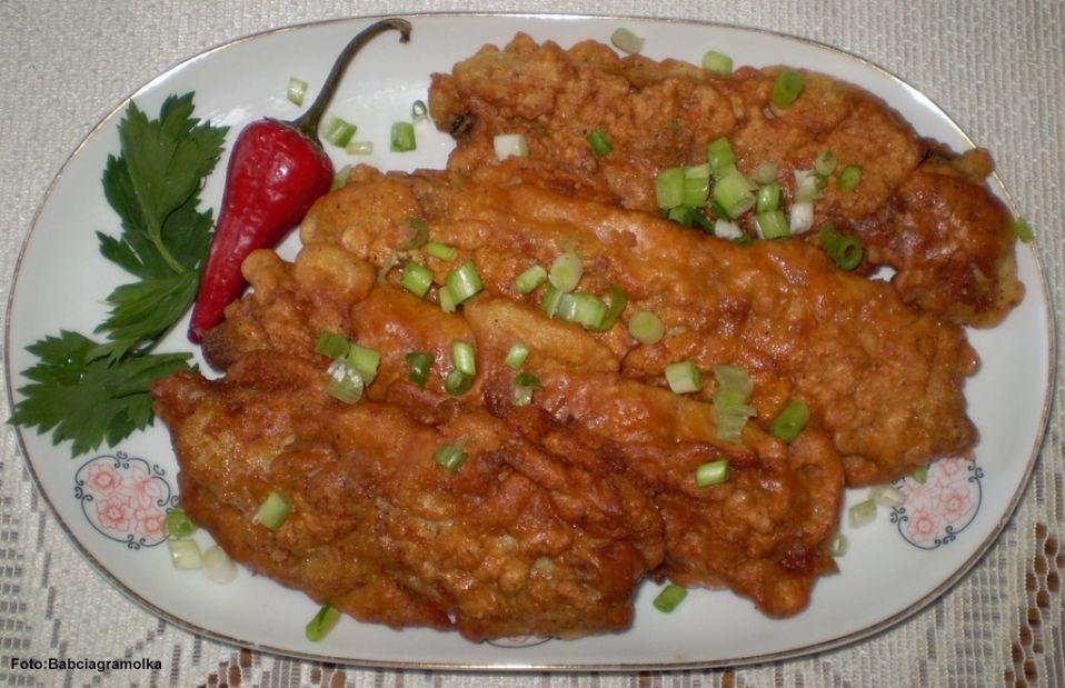 Быстрое и очень вкусное блюдо - куриная печень в кляре