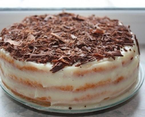торт мечта жизни рецепт с фото