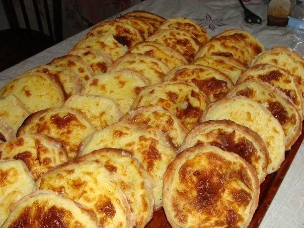 Аппетитные картофельные шанежки
