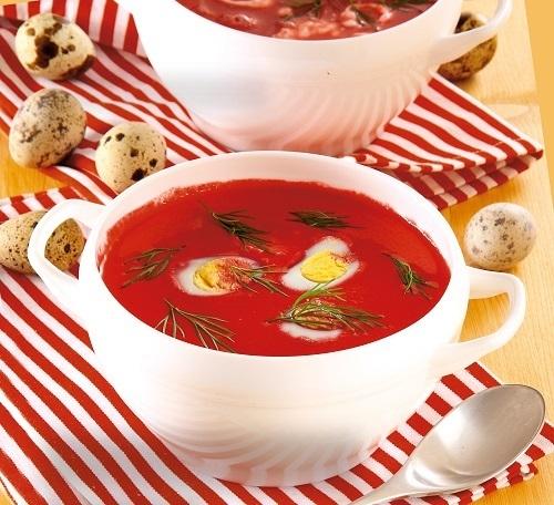 Самые вкусные летние супы