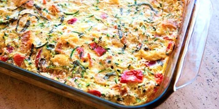 Рецепты запеканки из кабачка и картофеля