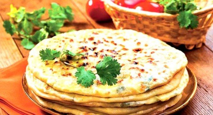 Самые вкусные кавказские «Хычины»
