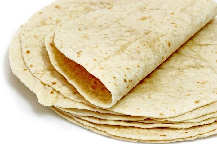 Простые и вкусные домашние «Тортильяс»