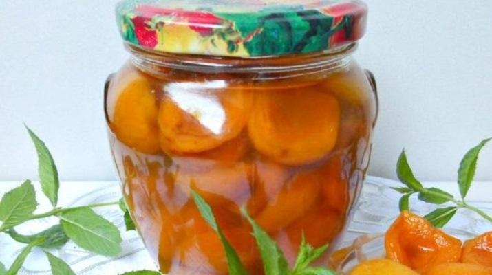 Вкуснейшие абрикосы в собственном соку