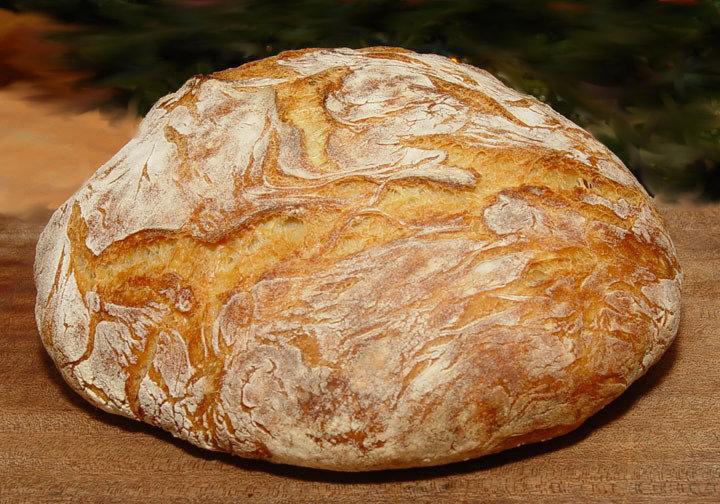 Самый простой рецепт вкусного домашнего хлеба в духовке