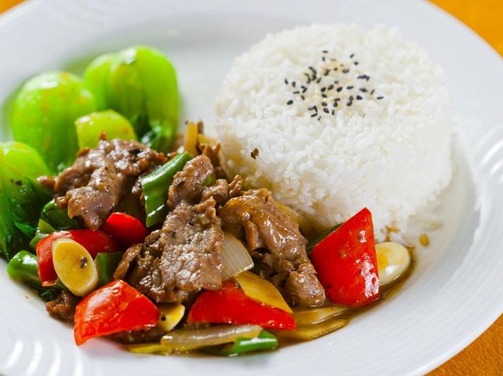 Самое вкусное мясо по-тайски