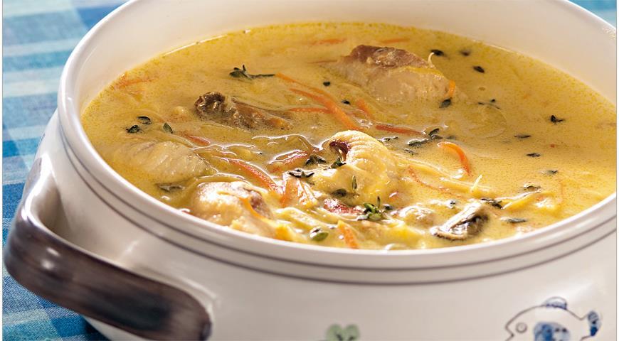 Самые вкусные рыбные супы