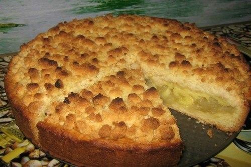 "Вкуснейший яблочный пирог ""Царский"""