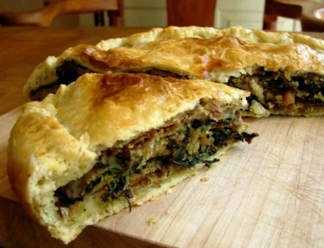 ТОП-4 полезных и очень вкусных пирогов