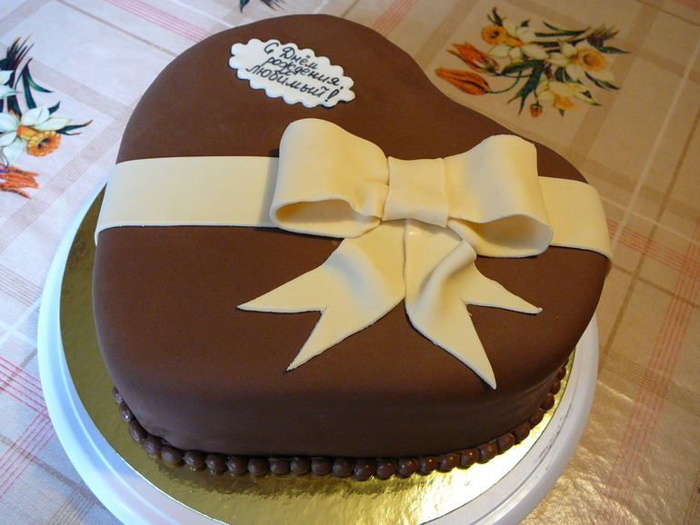 Изумительный тортик «Золотой ключик»