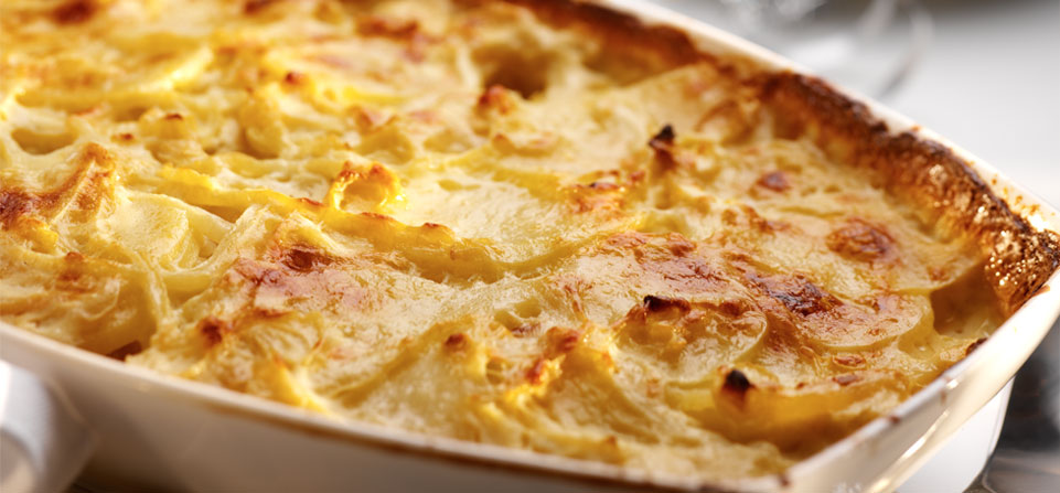 Ароматный картофельный «Дофин»