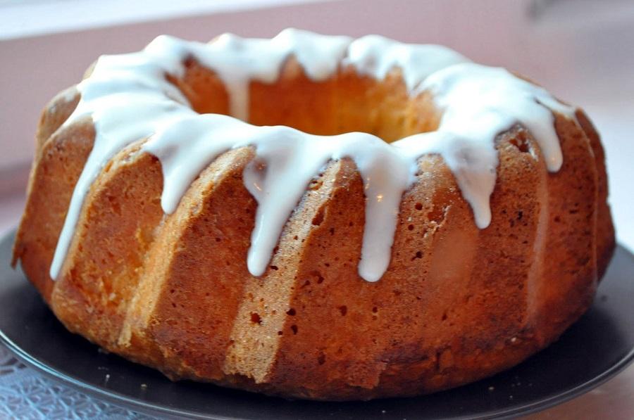 Обалденный кекс из творога