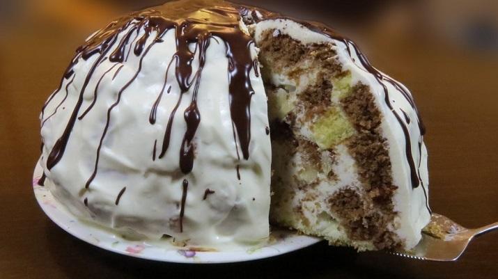 Очень вкусный торт «Ленивый Панчо»: быстрое приготовление