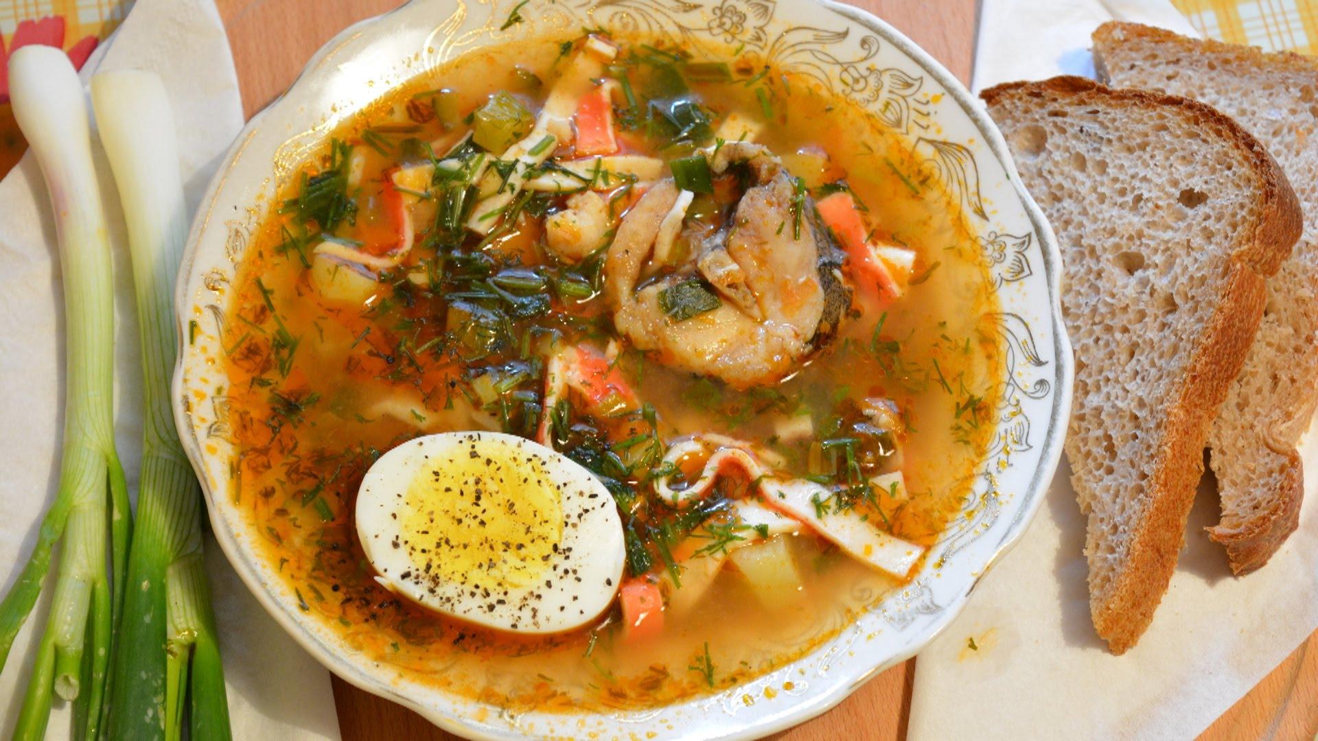 Рыбная солянка из осетрины пошаговый рецепт