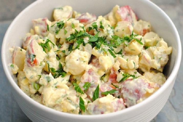Изумительный грибной салат «Сосновый бор»
