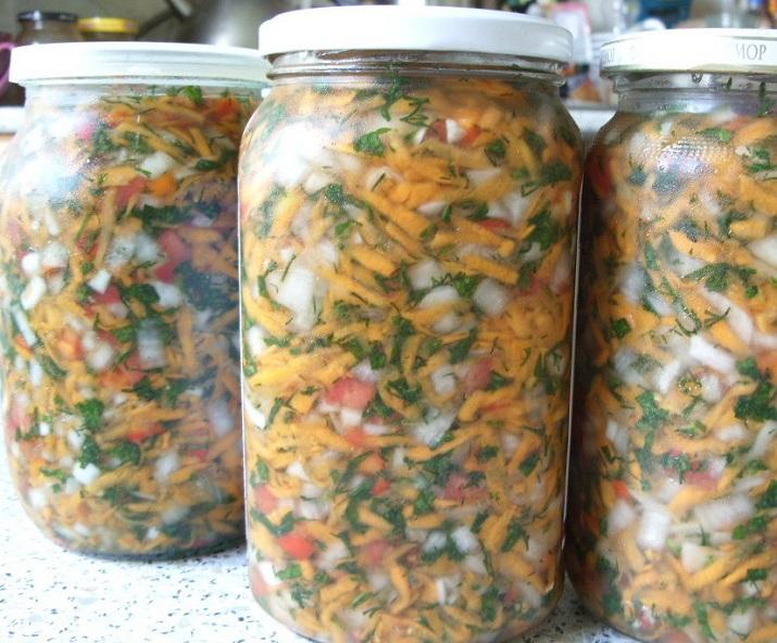 Заправки для супа: лучшие рецепты заготовок