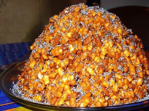 Обалденный десерт из кукурузных палочек